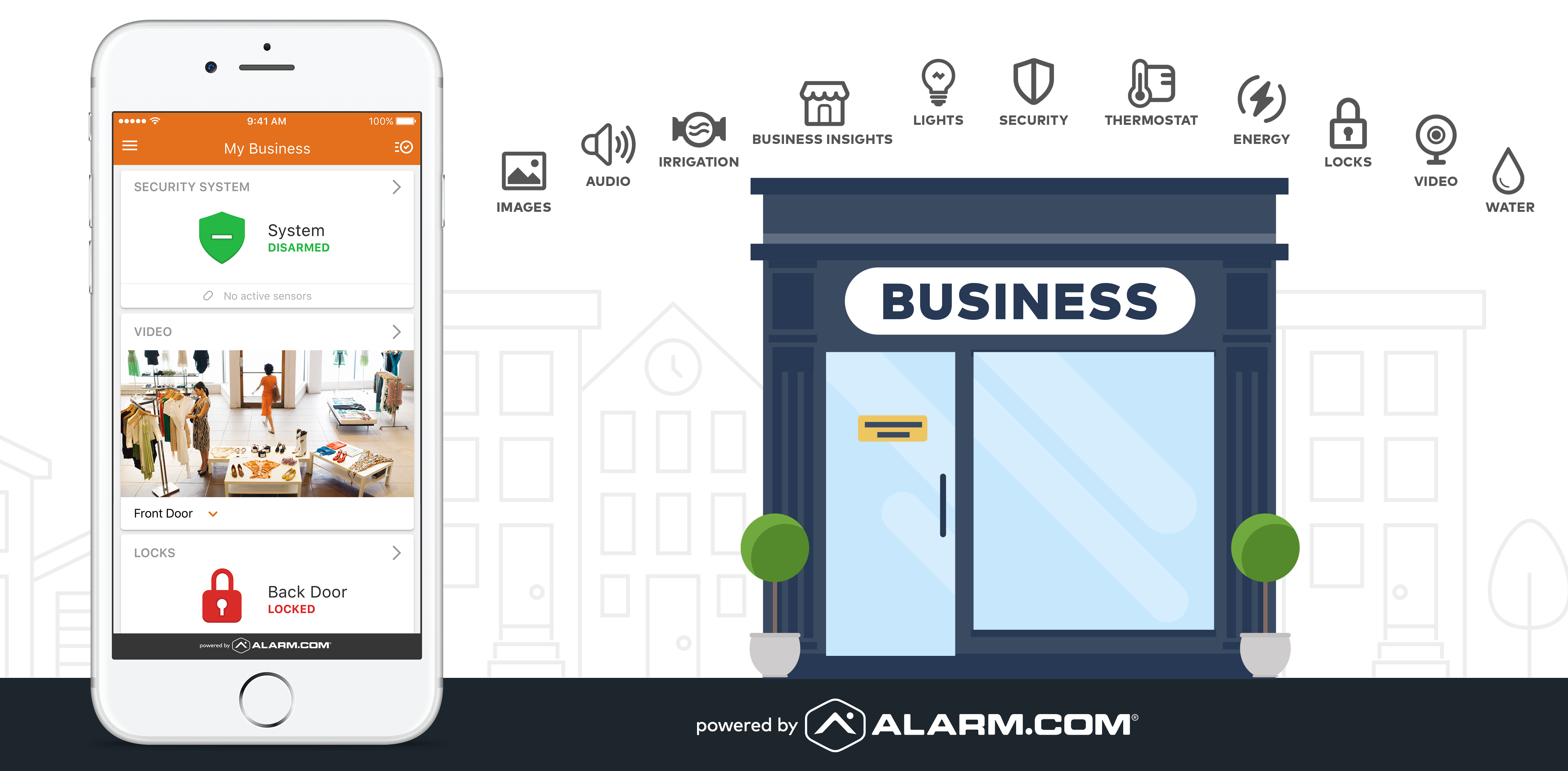 9 smart business solutions